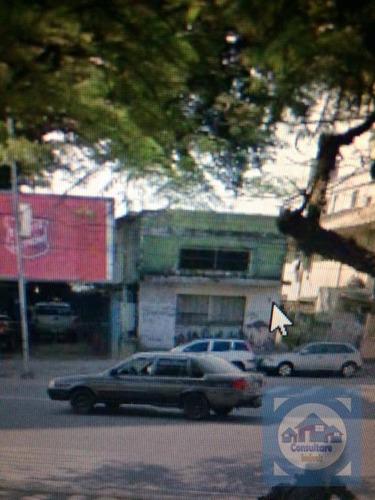 Imagem 1 de 20 de Terreno À Venda, 750 M² Por R$ 2.650.000,00 - Estuário - Santos/sp - Te0024