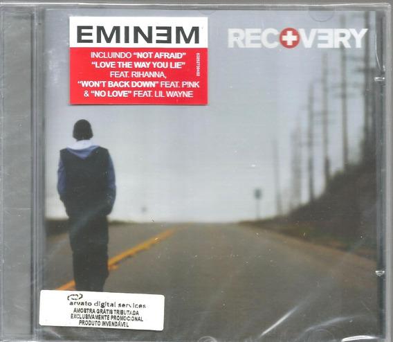 Cd - Eminem - Rec + Very - Frete Gratis - Lacrado