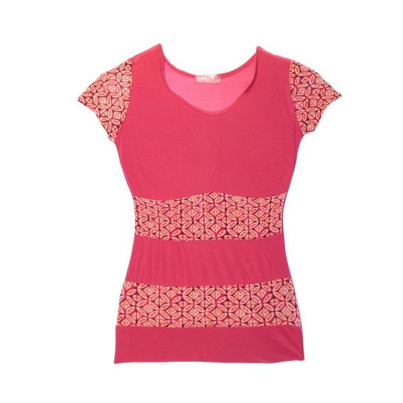 Blusa Velvet Mujer Talla S Color Rosado