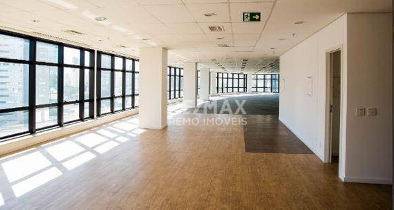 Sala Para Alugar, 975 M² - Cambuí - Campinas/sp - Sa0623