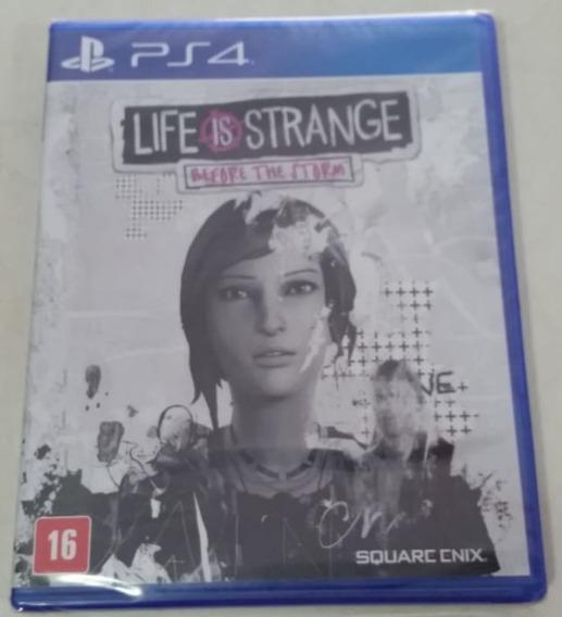 Life Is Strange Game Jogo Ps4