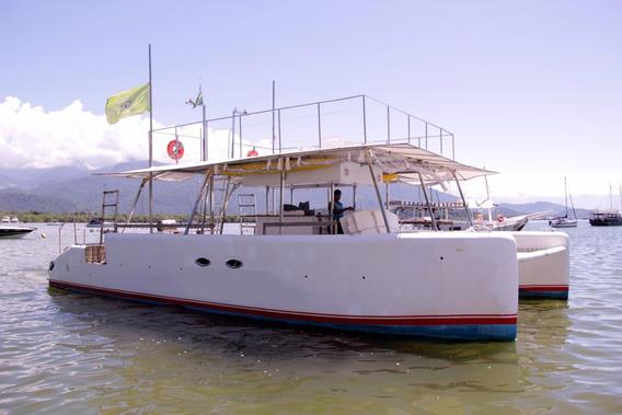 Catamarã 42 Pés Em Paraty