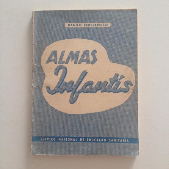 Livro Almas Infantís - Danilo Perestrello C2