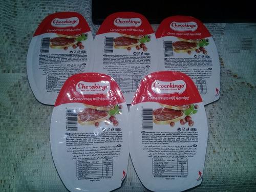 Imagen 1 de 5 de Crema De Chocolate Con Avellanas Chocokingo Mayor Y Detal