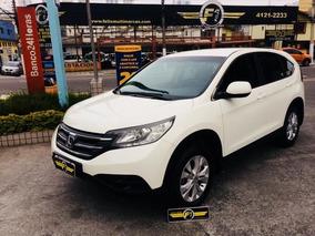 Honda Crv Lx 2.0 Flex Automática 2013