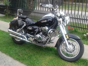 Moto Rider 200, Negra