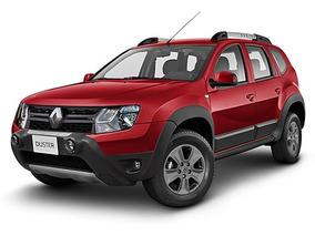 Renault Duster Privilege 2.0 4x4 2018 Bordo Contado Autos