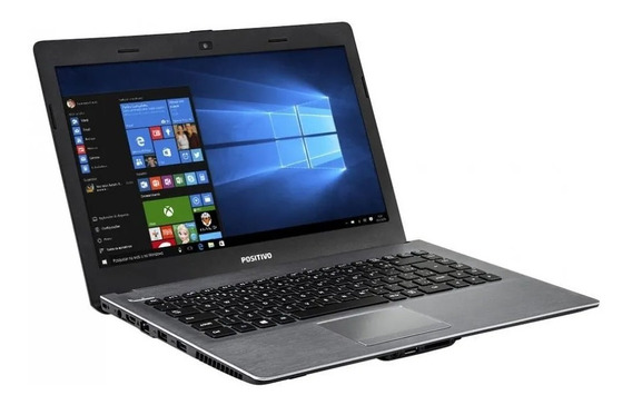 Notebook Positivo I3-4005v 4gb 320gb Windows 10 - Vitrine