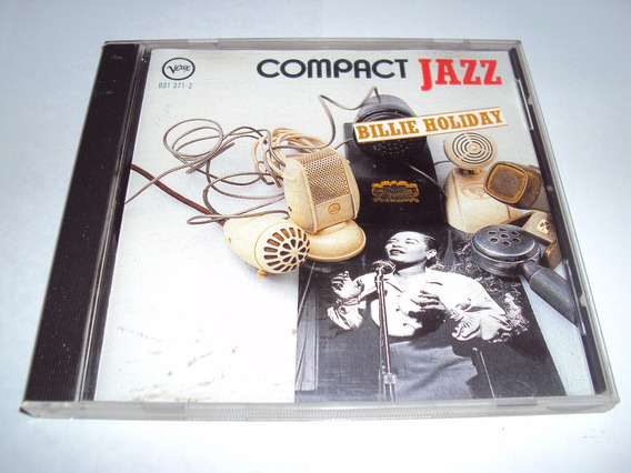 Billie Holiday - Compact Jazz - Cd Made In Germany