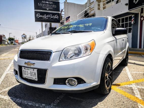 Chevrolet Aveo 2012 Ltz Estandar
