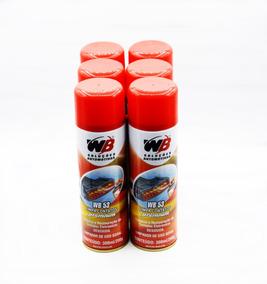 Limpa Contatos Premium Wb53 6 Unidades 300ml Romak