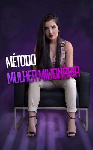 Imagem 1 de 1 de Curso Mulher Milionária