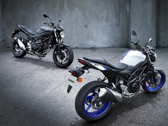 Suzuki Sv650a Naked Papeles Incluidos Para El Patentamiento