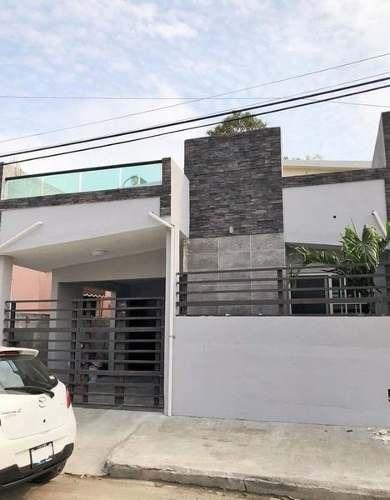 Casa En Venta En Tampico, Tam. Col. Guadalupe Victoria