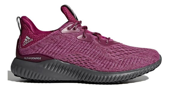 Tenis Atleticos Alphabounce Em Mujer adidas Bw1192