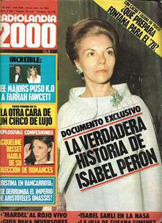 Radiolandia 2000 Nº 2581 Año 1977 Luis Miguel Z10