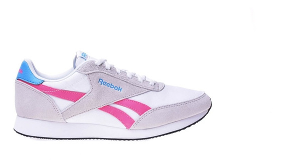 Zapatilla Reebok Royal Cl Jog Sku Gry/wh