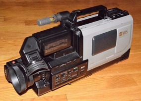 Filmadora Super Vhs Panasonic - Ag 450 Flash Sun Pak Cv 300