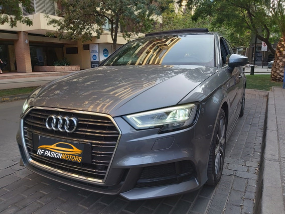 Audi A3 Sline 1.4t, Año 2017 Con 30mil Km