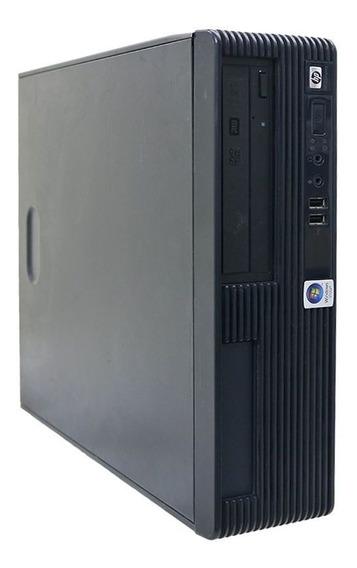 Cpu Hp Compaq Dx7400 Core 2 Duo 4gb Ddr2 Hd 160gb