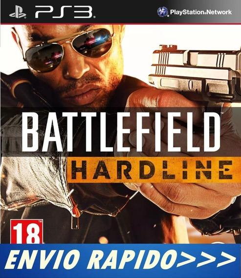 Battlefield Hardline - Midia Digital