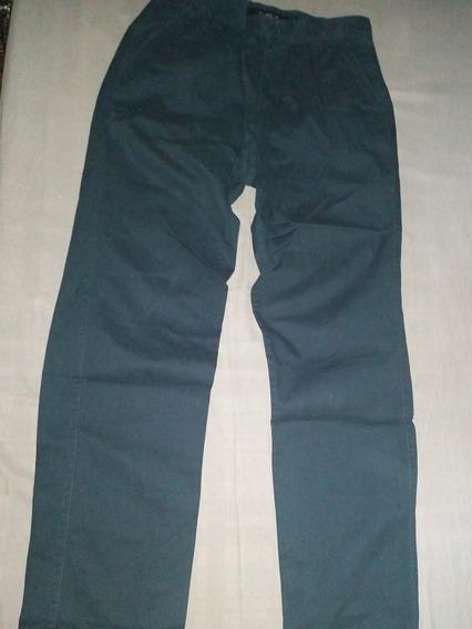 Pantalón Azul Kevingston Talle 38