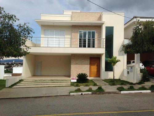 Imagem 1 de 15 de Casa Residencial À Venda, Residencial Aldeia Da Mata, Votorantim. - Ca8065