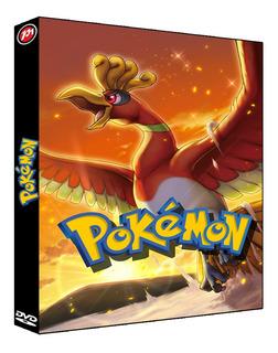 Pokemon [coleccion De Peliculas + Especiales] [8 Dvds]