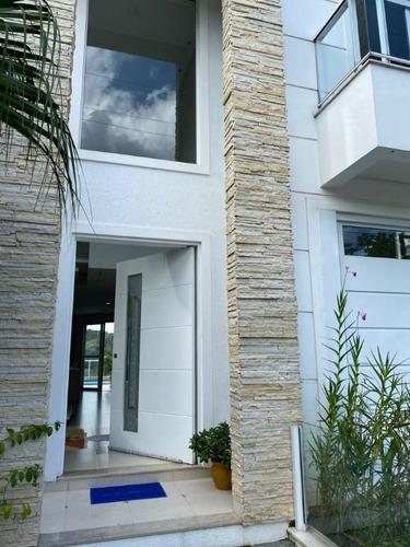Imagem 1 de 30 de Casa De 2 Pavimentos Com 4 Dormitórios Na Pedra Branca - Ca1705