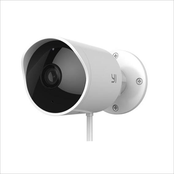 Câmera Ip Xiaomi Yi Outdoor 1080p Cloud Service