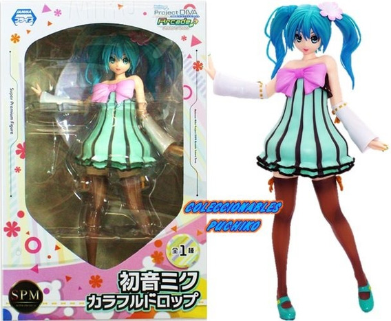 Vocaloid Hatsune Miku Colorful Drop Future Tone Super Premiu