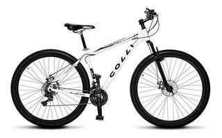 Bicicleta Colli Quadro Em Alumínio 21 Marchas Aro 29