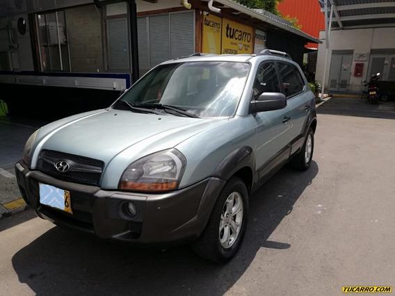 Hyundai Tucson Crdi 4wd