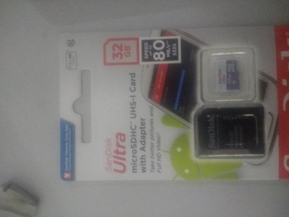 Cartao De Memoria Ultra 64gb