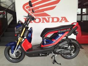 Zoomer X Honda 0 Km Nueva Mod 2018