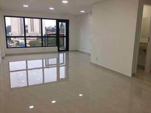 Sala Comercial Para Alugar Na Rua Orense (prq Jaboticabeiras), Centro, Diadema - Sp - Liv-4970