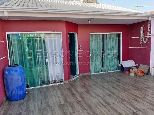 Casa Averbada Com 3 Dormitórios À Venda Com 90m² Por R$ 350.000,00 No Bairro Santo Antônio - São José Dos Pinhais / Pr - Eb+13015