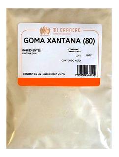 Goma Xantana Granel 1 Kilogramo