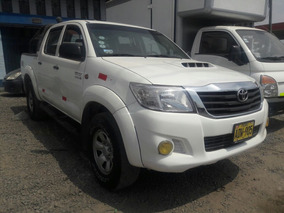 Camioneta Toyota Hilux 2015 :: Motor 1kd ::