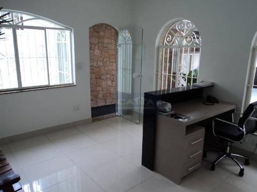 Imagem 1 de 13 de Casa À Venda, 300 M² Por R$ 1.500.000,00 - Tatuapé - São Paulo/sp - Ca3421