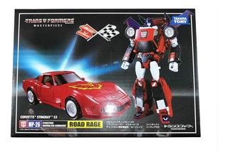 Transformers Masterpiece Mp 26 Road Rage Takara Tomy