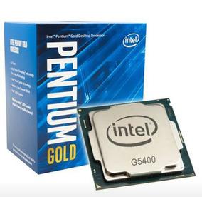 Intel Pentium G5400 Gold