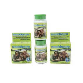 Cloruro De Magnesio Kit (2 Cápsulas, 2 Polvo) Maxicloruro