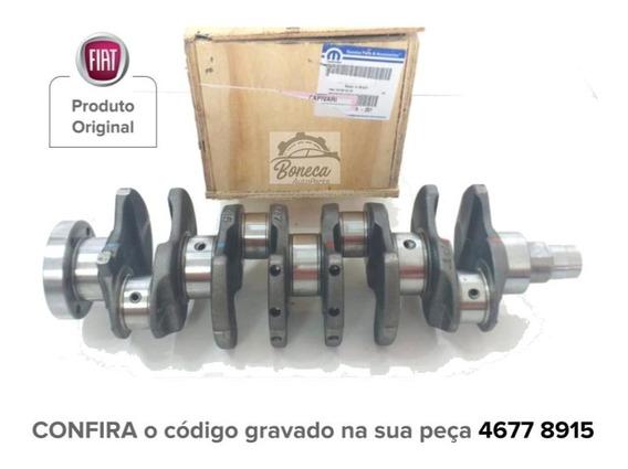 Virabrequim Fiat Fire 1.0 8v Novo Uno Palio 46778915 Origina