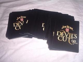 Naipes Poker Devils Cut Mas Fichas