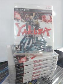 Yakuza Dead Souls Playstation 3 Lacrado
