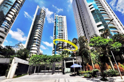 Apartamento Com 4 Dormitórios À Venda, 336 M² Por R$ 2.300.000 - Vila Andrade - São Paulo/sp - Ap1639