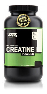 Creatina Micronizada Optimum 300g - Original - Importada!