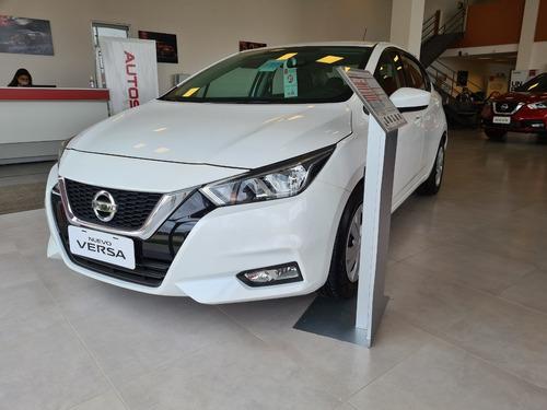 Imagen 1 de 9 de Nissan Versa Sense Mt En Stock Y A Un Precio Increible!