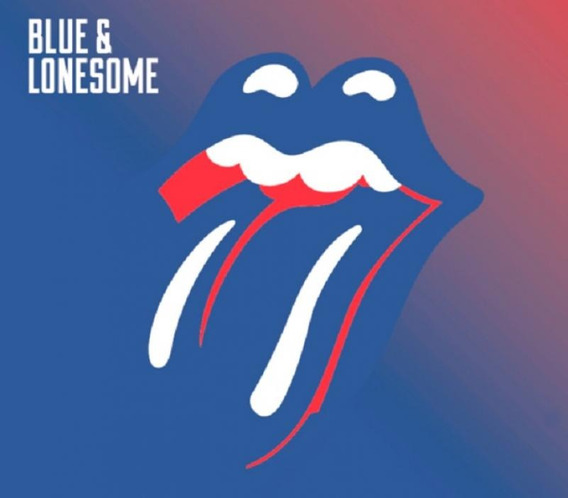 The Rolling Stones Blue & Lonesome - Cd Rock